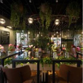 Sweet blossom cafe